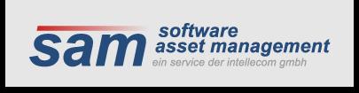 SAM Beratung   Software Asset Management